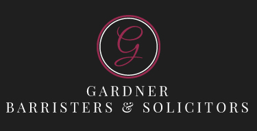 Gardner Barristers and Solicitors Logo
