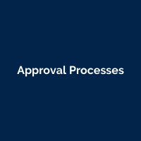 Approval Processes