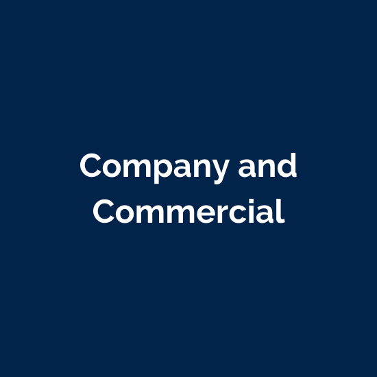 Company and Commercial