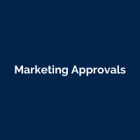 Marketing Approvals