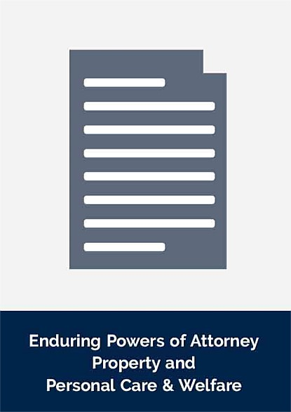 Enduring Power of Attorney Documents Package