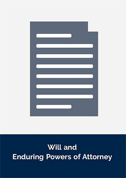 Will and Enduring Power of Attorney Documents Package