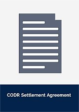 CODR Settlement Agreement